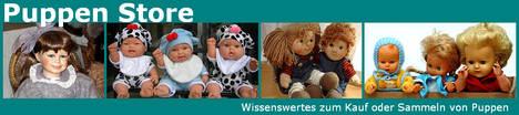 Puppen -  alles über Puppen
